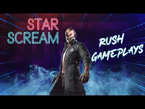 RANK PUSH WITH RUSH GAMEPLAYS | PUBG MOBILE LIVE | PAYTM ON SCREEN