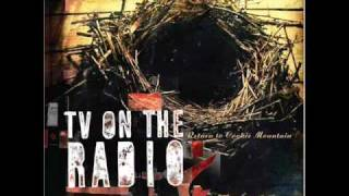 TV on the radio - Dirty whirlwind