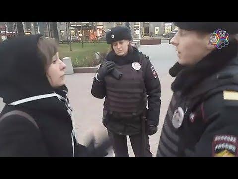 Задержание Ирины Яценко