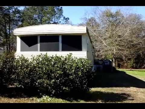 Mobile Home for sale 6,000 North Florida - YouTube