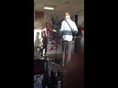 Crashbird played Highschool in my studio #petro Steigolino
