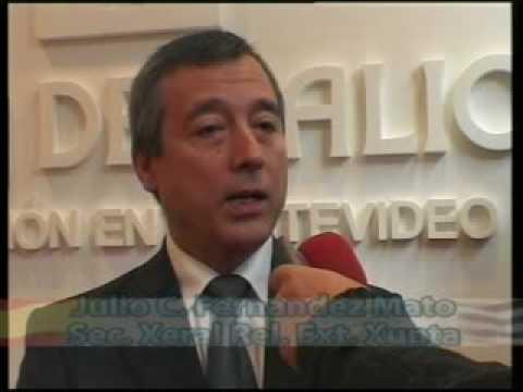 Inauguraci n oficina de la xunta de galicia en montevideo for Oficina xunta de galicia