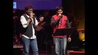 om sivoham live film naan kadavul by ravi shankar sathyaprahash