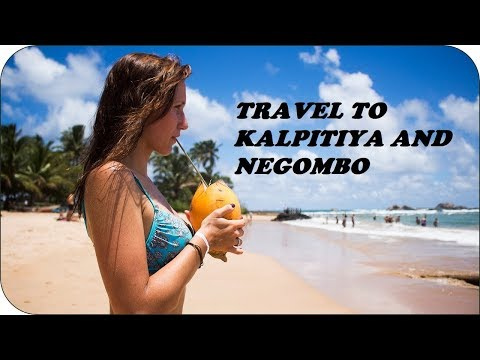 Travel to kalpitiya negombo
