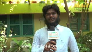 Vignesh Prabhu  At Kabali Thottam Movie Launch
