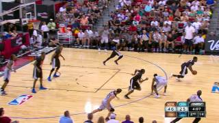 Summer League: New York Knicks vs Charlotte Hornets
