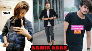 Musically Famous Star Aamir Arab New Video || Musical.ly Popular Video Aamir Arab