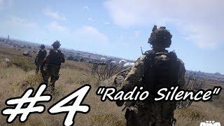 "Arma 3 Campaign Gameplay Walkthrough Part 4 ""Radio SIlence"" Episode 1"