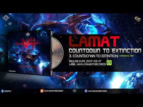 Lamat - Countdown To Extintion