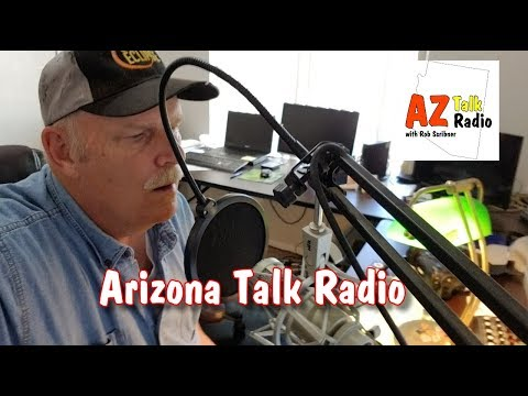 Arizona Talk Radio Live, Join Us Every Week | Arizona Talk Radio #podcast #Arizona #ArizonaTalkRadio