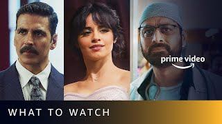 What To Watch - October | Amazon Prime Video screenshot 1
