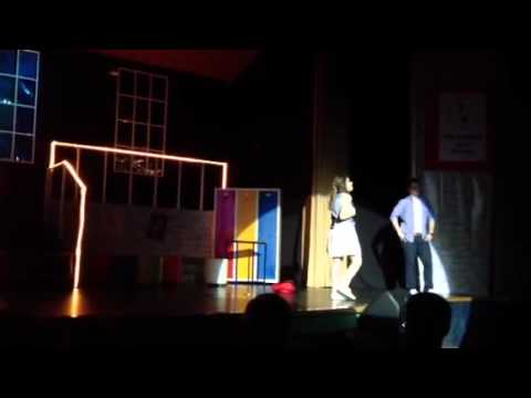 Romina Ozsardas - Lets play a love scene(Fame Musical)