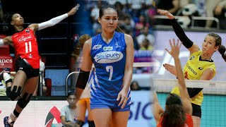 Top 10 Legendary Spikes by the Imports of PHI Women's Volleyball