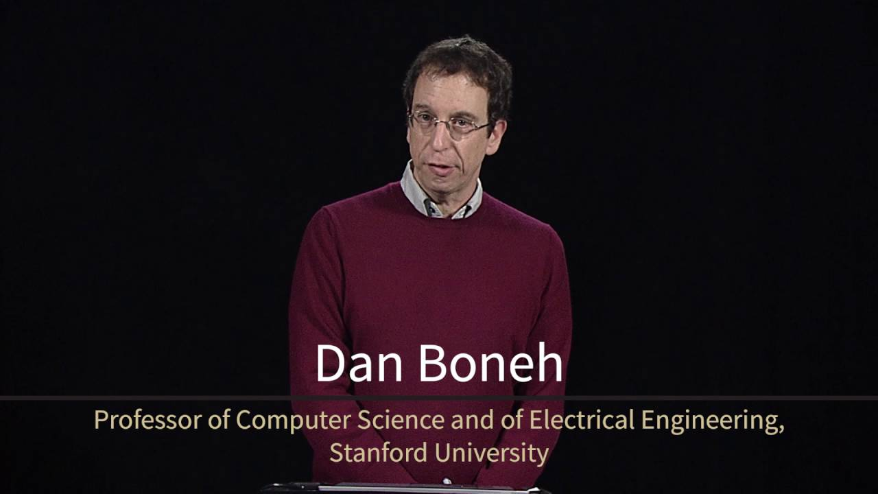 Stanford Online Course Network Security Youtube