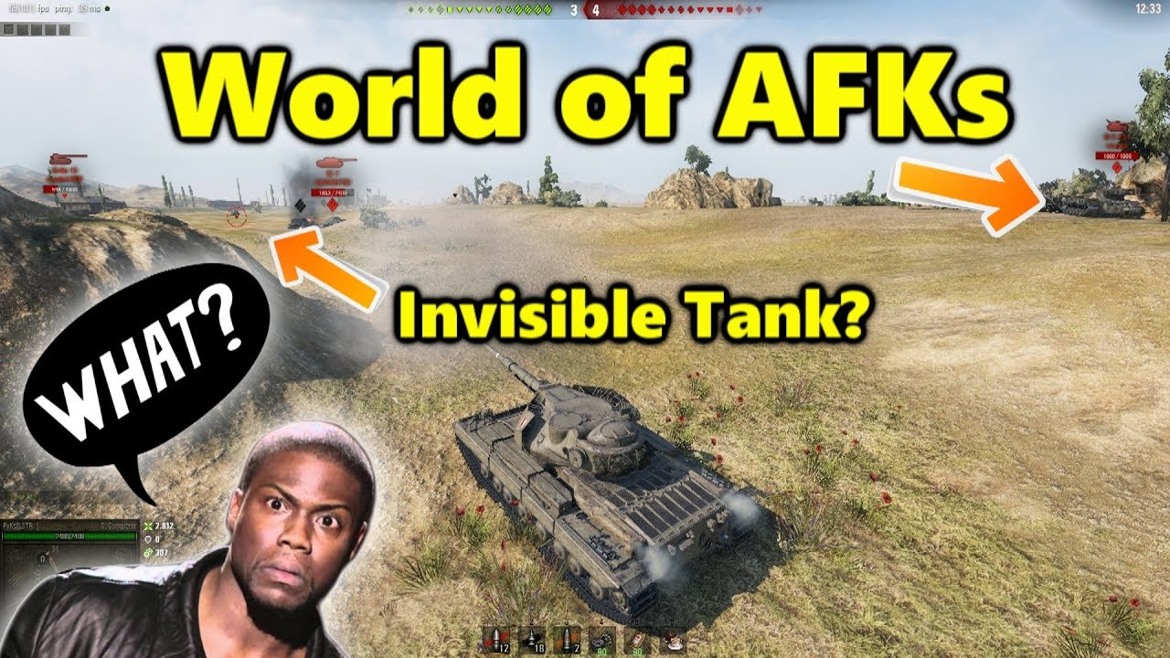 invisible cheat for world of tanks