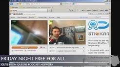 GFQ Network - Stickam Shuffle Vs Chatroulette