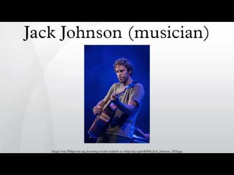 Jack Johnson (musician)
