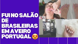 FUI NO SALÃO BRASILEIRO EM AVEIRO PORTUGAL