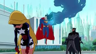 Le grand mélange | justice league action | toonami