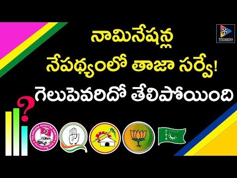 Latest Survey on Telangana Election After MLA Candidates announcement | CM KCR | TFC NEWS