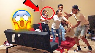 FLIRTING WITH ANOTHER GIRL PRANK ON GIRLFRIEND!! ft Ken and Dre empire