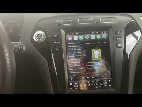 Обзор магнитолы Tesla от клиента на Ford Mondeo IV