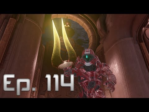 Halo 5 Funny and Lucky Moments Ep. 114