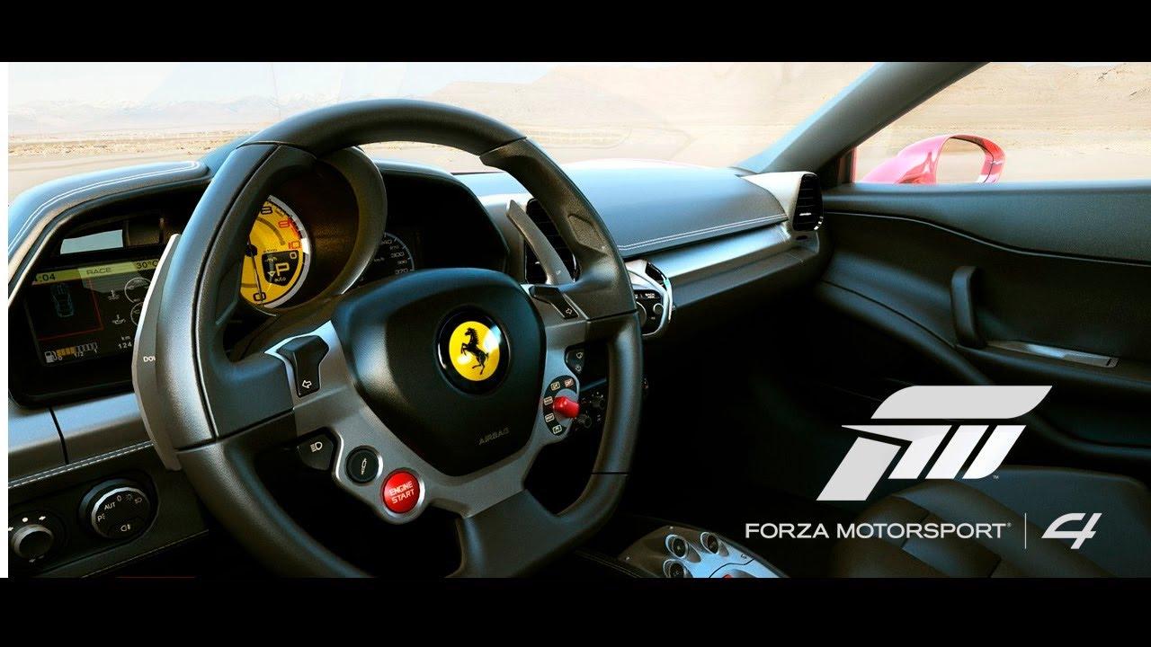 Ferrari Italia 458 >> Teste volante Ferrari 458 Itália Thrustmaster Xbox 360 ...