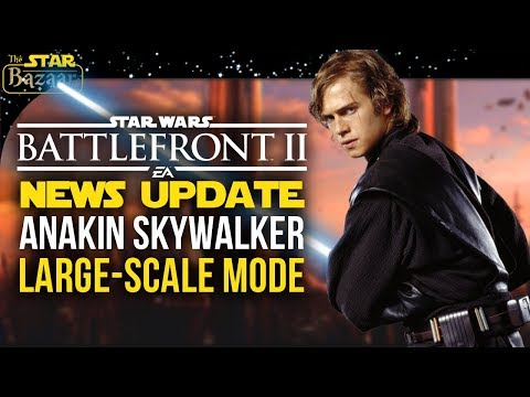 Anakin Skywalker Release Date, Large-Scale Mode | Battlefront 2 Update thumbnail