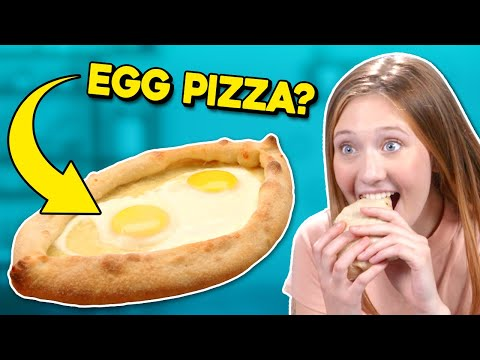 The BEST Pizza - Breakfast, Dinner Or Dessert?   People Vs Food