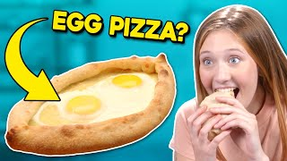The BEST Pizza - Breakfast, Dinner or Dessert? | People vs Food