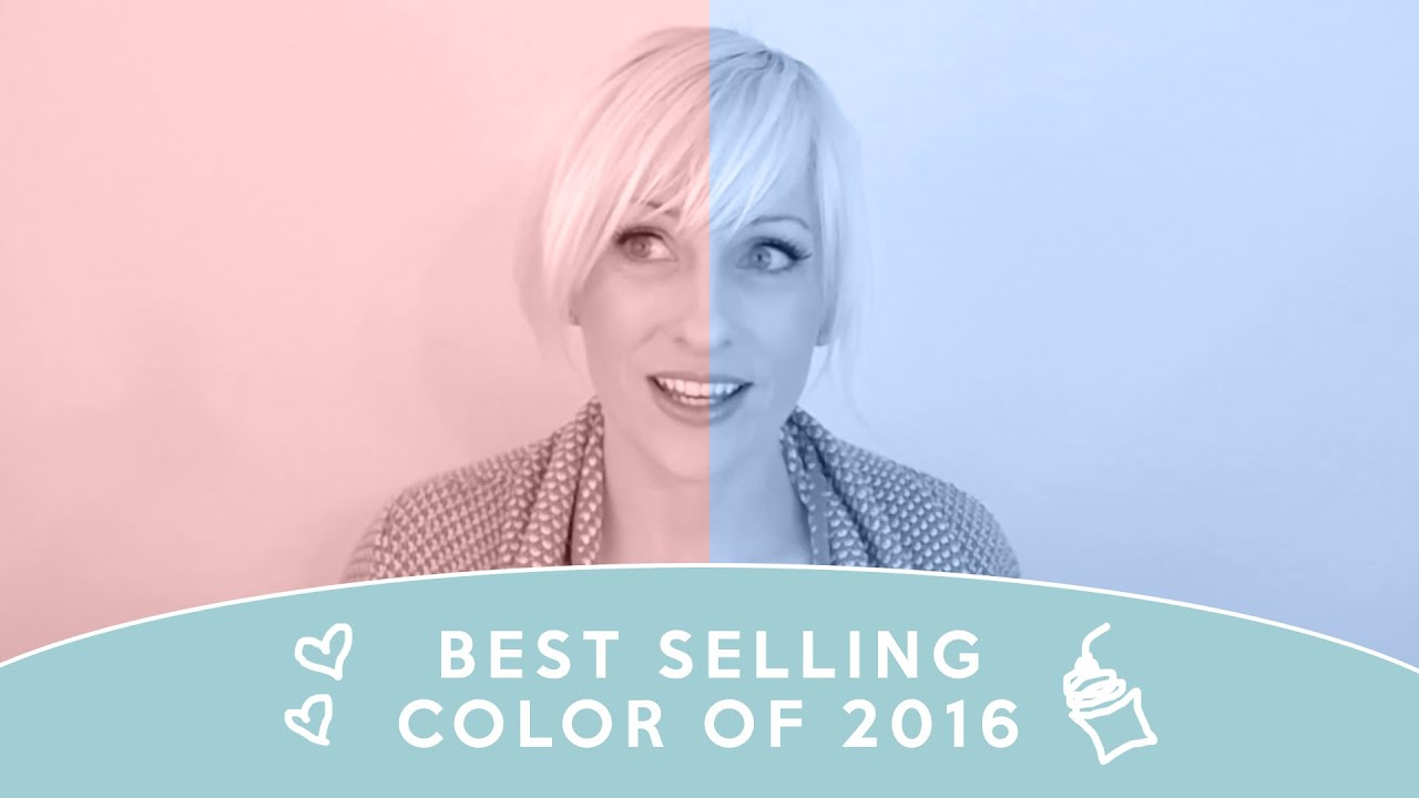 the 1 selling color of the year 2016 color trends youtube