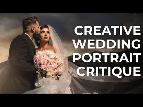Creative Wedding Portrait Critique with Jason Vinson | Community Critique Ep. 8 thumbnail
