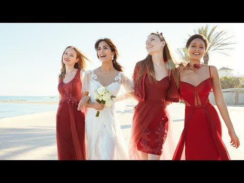 Alessandra Rinaudo Bridal Couture 2018 Collection | Official Video
