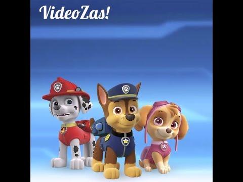 Paw Patrol Invitación Cumpleaños En Video Youtube