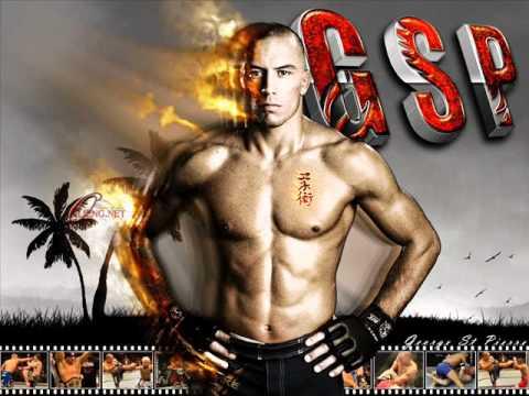 UFC| Georges St-Pierre Theme Song | UFC 74