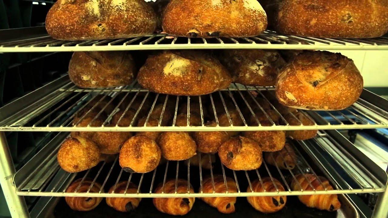 Pão saudável com farinha da agricultura familiar