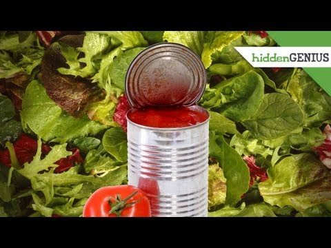 The Father of Canned Food: Nicholas Appert - Hidden Genius