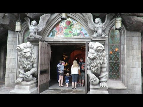 Be Our Guest Breakfast At Magic Kingdom & Universal Studios Orlando Fun!!!