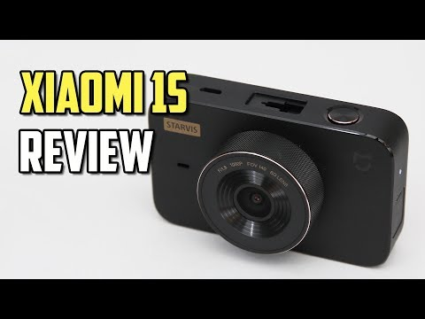 Xiaomi Mijia 1S Dashcam Review - Unboxing, Parking Mode, Day & Night Video Samples