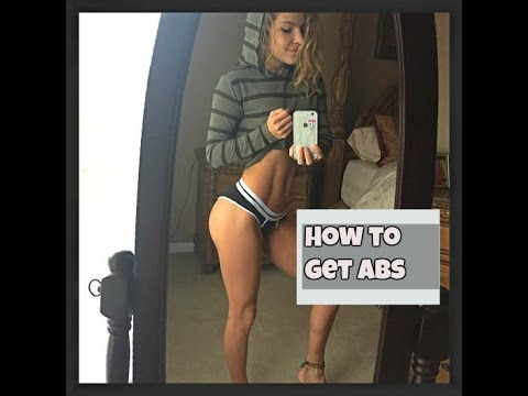 How to get abs| My at home Ab routine