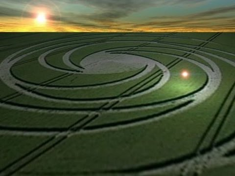 Crop Circles- Mysteries of the Universe