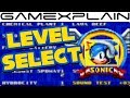 Sonic Mania - Level Select Code & Secret Boss Fight for Knuckles & Tails (All Platforms)