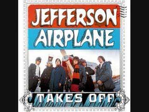 Jefferson Airplane - Runnin' Round This World