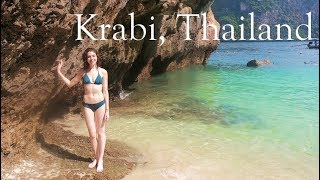 Krabi, Thailand- Ao Nang Travel