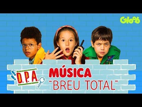 D.P.A.: Detetives do Prédio Azul - O Filme   'Breu Total' Música Oficial   Maria Gadú   Gloob