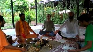SWAN Yoga Retreat goa india : Chanting of 32 Names of Maa Durga !!