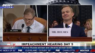 JIM JORDAN GAVELED DOWN: Jordan REPEATEDLY interrupts witness
