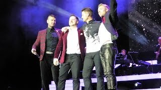 BOYZONE - LOVE ME FOR A REASON/NO MATTER WHAT (HD) - BZ20 LIVE IN LIVERPOOL 2013