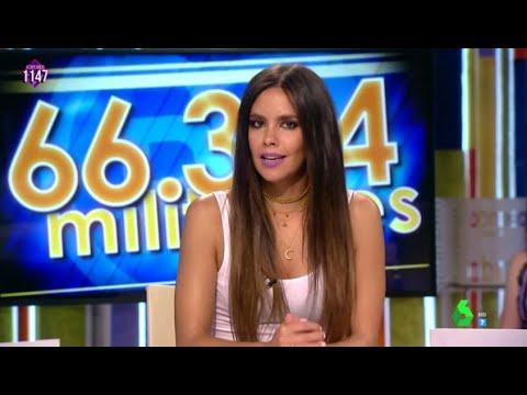 Cristina Pedroche, a Sáenz de Santamaría tras su comentario sobre Cospedal y Casado thumbnail